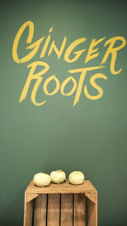 Ginger Roots Greengrocer Stirling