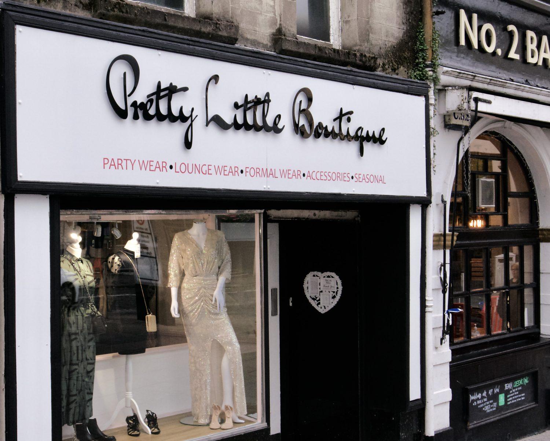 Pretty Little Boutique Stirling