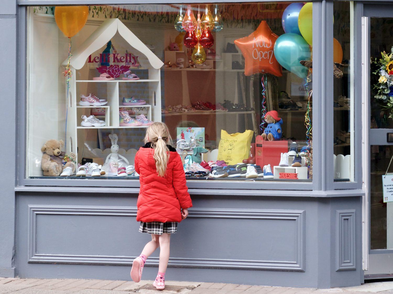 Clever Clogs Children's Shoe Shop Stirling