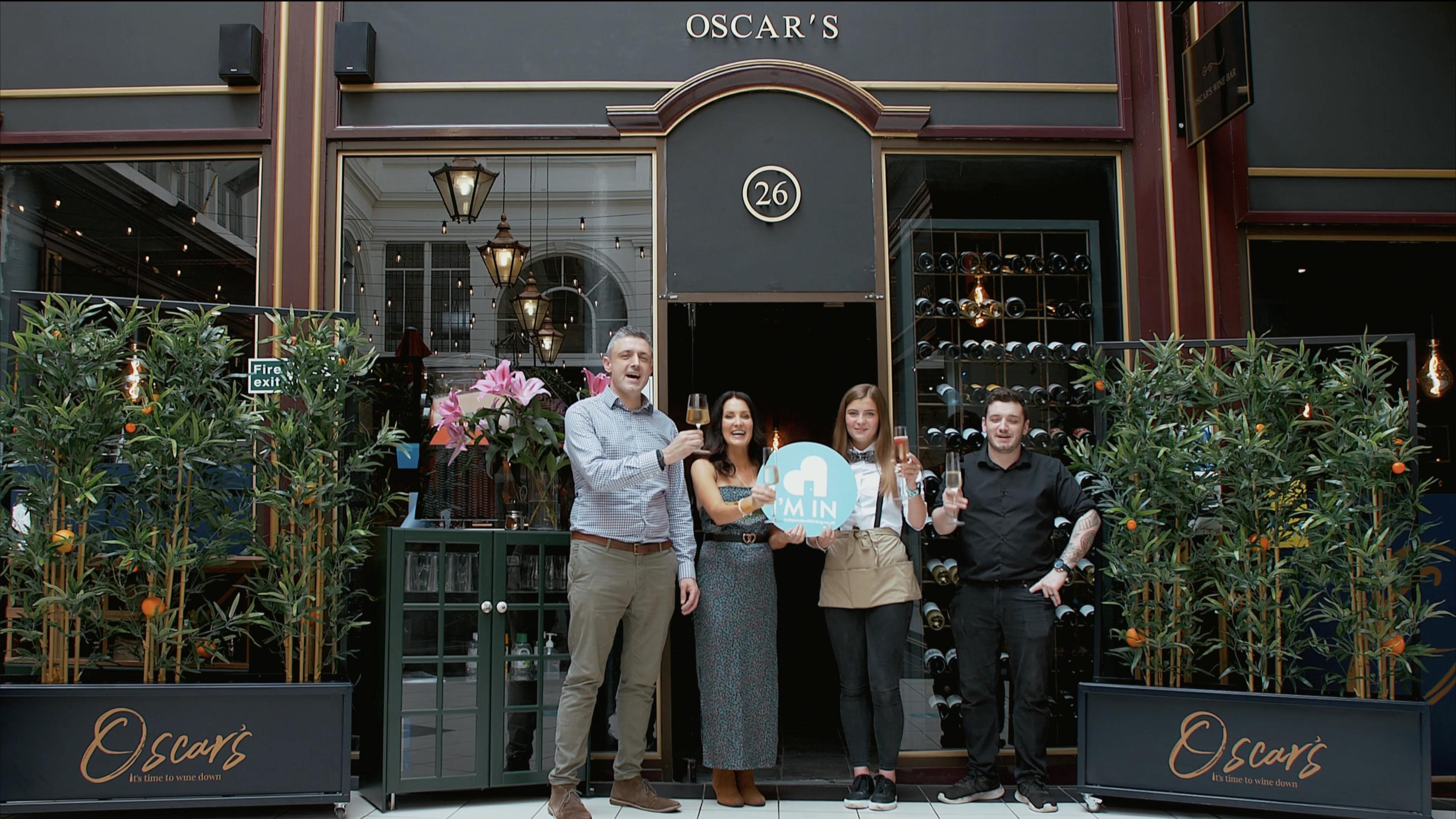 Oscar's Wine Bar